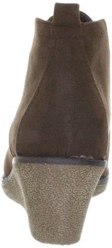 Softwaves 252 004 Damen Fashion Halbstiefel & Stiefeletten Braun (Dunkelbraun 302)