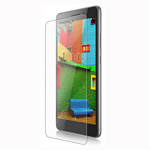 Tempered Glass For Lenovo Phab 2 plus (Clear) - 8