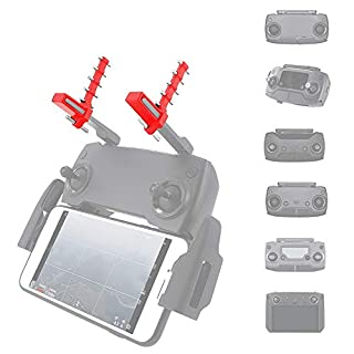 Globact Yagi-UDA Remote Controller Antenna Signal Booster Range Extender for DJI Mavic Mini/Mavic 2/PRO/DJI Spark/DJI Mavic Air Drone 5.8Ghz