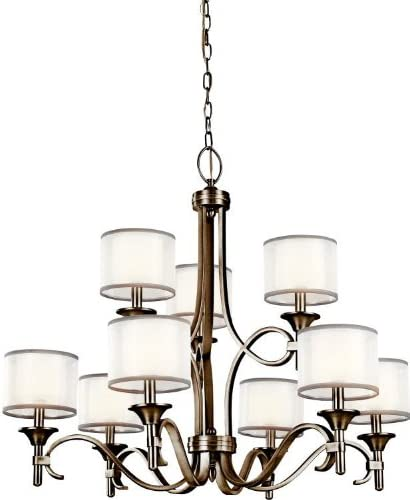 Kichler 42382AP Dining Room Chandelier