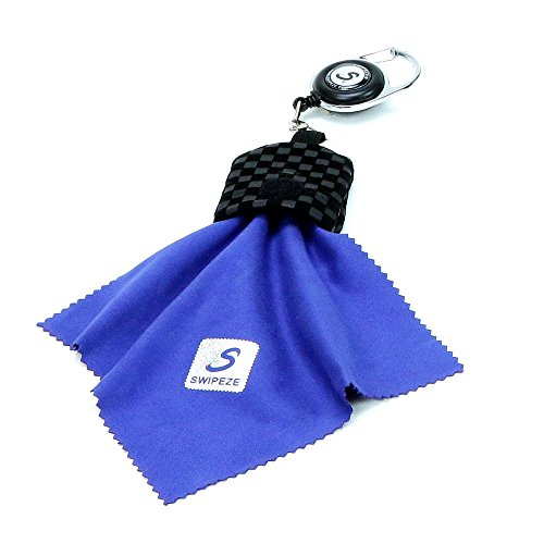 Swipeze - Multi Purpose Microfiber Cleaning Cloth in Fashionable Pouch by SWIPEZE