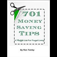 701 Money Saving Tips - A Huge List For Frugal Living