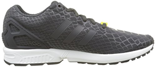 adidas Corsa Noir Ftwr White S16 da st S16 Black ZX Nero st Black Uomo Shadow Scarpe Flux Techfit Shadow 8AXr8