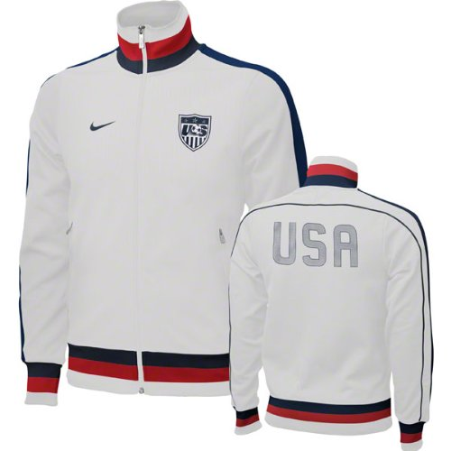 United States Soccer Nike Authentic N98 Jacket
