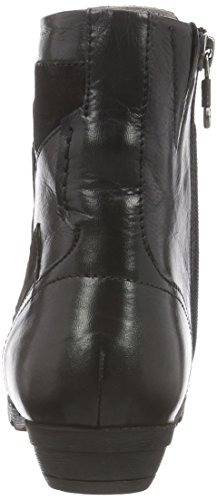 Marc ShoesZarah II - botas Mujer Negro - Schwarz (black 100)