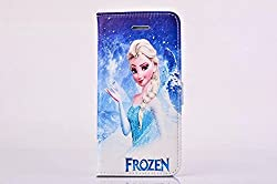 New Iphone 6 Case. Featuring *Disney Frozen Character*. Can also be carried like a Wallet!