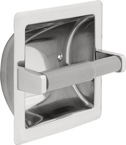 Faucet 45070 ST Stainless Recessed Plastic