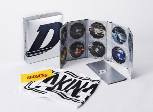 頭文字[イニシャル]D Premium Blu-ray BOX Pit1