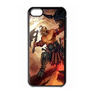 Protection Cover Hard Case Of Soldier Cell phone Case For Iphone 5C