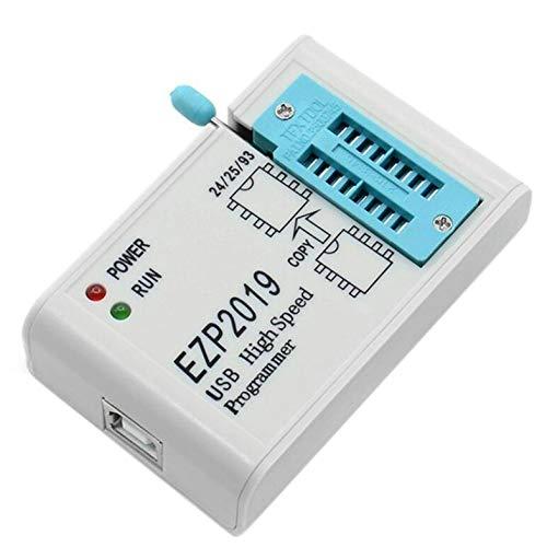 Test Base EZP2019 USB SPI Programmer Support 24 25 93 EEPROM Flash Bios Cloverclover