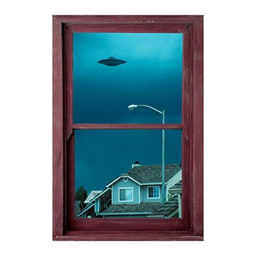 Frame USA UFO Window Poster  PSA010740