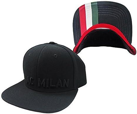 Adidas A.C. Milan Italia - Gorra ajustable: Amazon.es: Ropa y ...