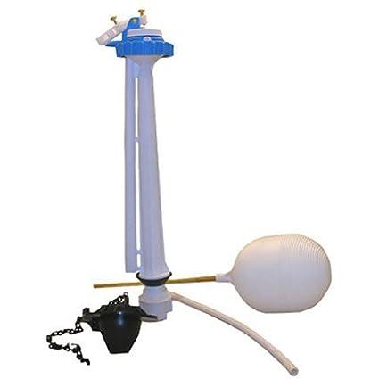 LASCO 04 – 4047 inodoro bola con anti-syphon (plástico, 8 – 1