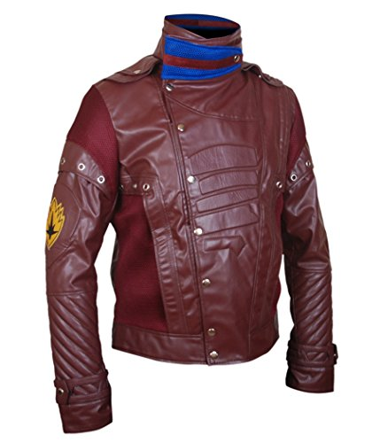 Flesh & Hide F&H Boy's Guardians Of The Galaxy Vol 2 Chris Pratt Star Lord Jacket