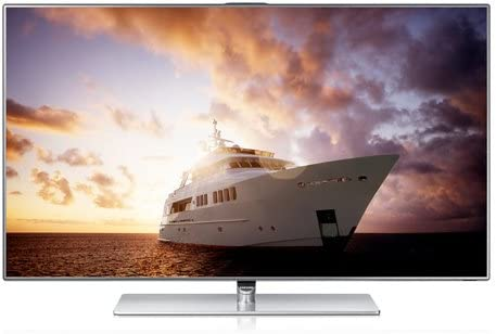 Samsung ue60 F7000sl 60zoll Full HD 3D Smart TV WiFi Plata – Televisor LED (152,4 cm (60