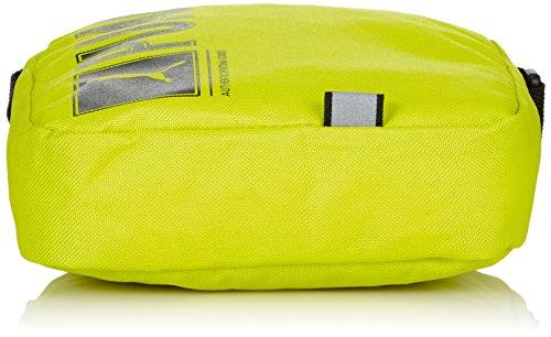 Puma Pioneer Portable Bolso de Hombro, Unisex adulto, Azul, Talla Única Amarillo - amarillo