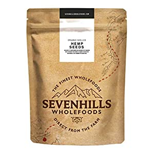 Sevenhills Wholefoods Organic Shelled Hemp Seeds 1...
