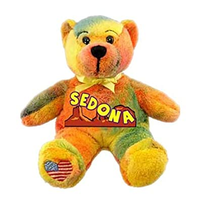 Sedona City Bear - Multicolor (Retired): Toys & Games