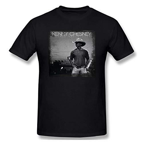 T-shirt Kenny Chesney - Kenny-Chesney-Cosmic-Hallelujah T-Shirt Classic Cotton Shirt for Unisex Men Women Youth Black