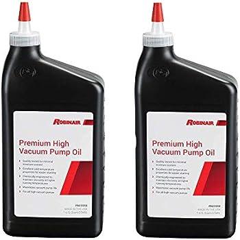 Amazon Com Robinair 13203 Premium High Vacuum Pump Oil