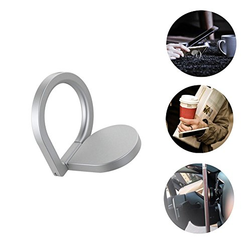 Cell phone Ring Holder, Iphone finger Grip/Stand/Kickstand/Car Mount,360