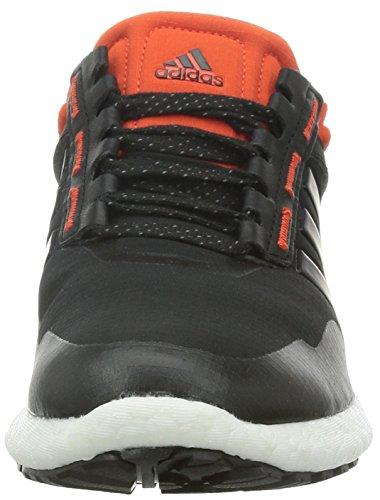 adidas CH Rocket Boost J - Zapatillas para niño Negro / Naranja