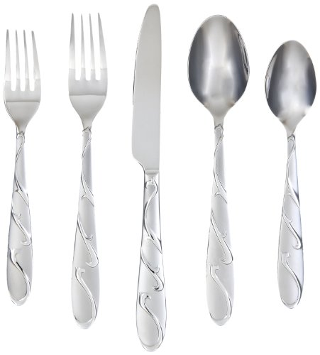Sand 20 Piece Flatware Set - 2