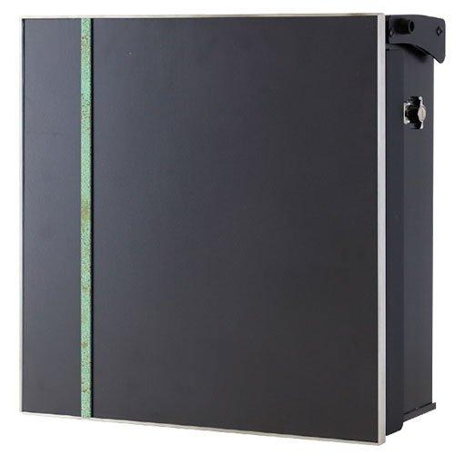 ポスト ヴァリオネオ アクシデント Type03 壁掛けT型カムロック オンリーワン 斑紋緑青色 B072KJVXYS
