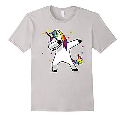 Dabbing Unicorn Shirt Dab Hip Hop Funny Magic