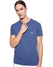 Polo Ralph Lauren Men's Crewneck Classic Fit Short Sleeve T-Shirt