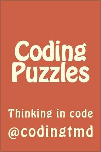 Algorithmic Puzzles Pdf