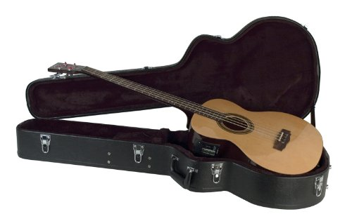 Guardian CG-022-BA Deluxe Archtop Hardshell Case, Acoustic Bass