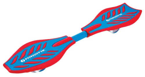 - RipStik Brights Caster Board - Red/Blue