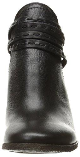 Frye Women's Naomi Pickstitch Shootie Ankle Bootie Black n3D29tWgo