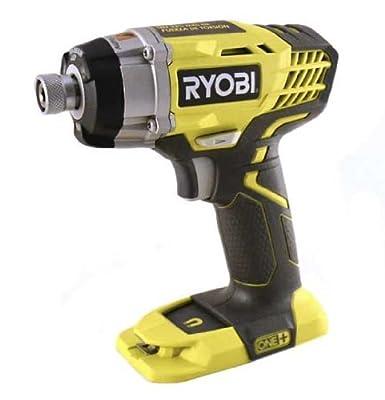 Ryobi P236 ONE Plus 18V Cordless Lithium-Ion Impact Driver (Bare Tool)