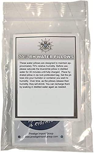 Prestige Import Group - Water Pillows Portable Humidifiers - 25 Pack