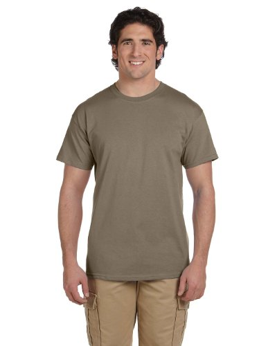 Safari Outfits For Adults (Jerzees Adult Hidensi-T T-Shirt, Safari, XXX-Large)