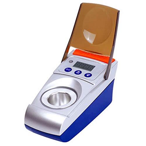 Portal Cool Unidad de Inmersiã³n del Calentador de Cera Digital Dental Unidad de Olla de Cera de Laboratorio, Equipo de...
