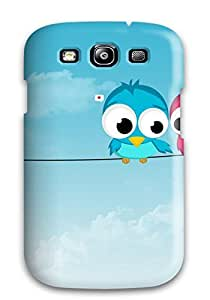 Galaxy Case New Arrival For Galaxy S3 Case Cover - Eco-friendly Packaging(dSdQcMG3983ZHQXe)