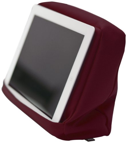 Bosign Tabletpillow Hitech 2 with Pocket for iPad/Tablet PC, Wine Apple Italian Wine