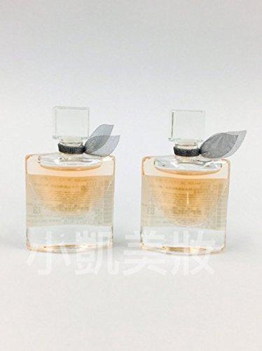 Lancôme la vie est belle EDP Sample Miniature Mini Splash 0.135 oz/4 ml X 2(NO BOX)