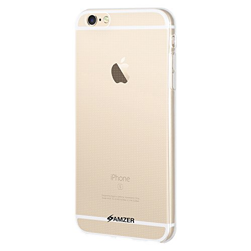 Amzer Pudding Coque en TPU pour Apple iPhone 6/6S – Transparent