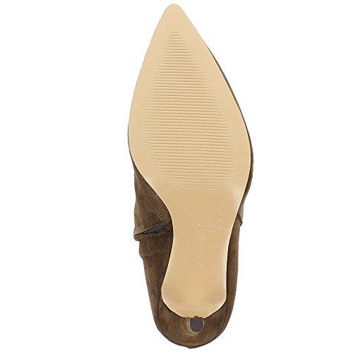 Caviglia Marrone Shoesmarta Donna Alla Evita aUfCn