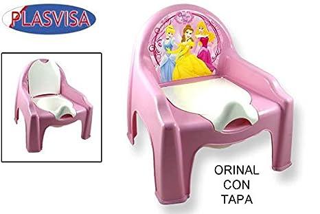 Chaise Petit Pot De Chambre Fille Bebe Princesse Disney Dimension 30
