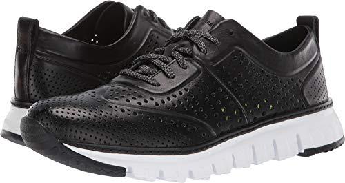 Cole Haan Men's Zerogrand Laser Perforated Sneaker Black 11.5 D US