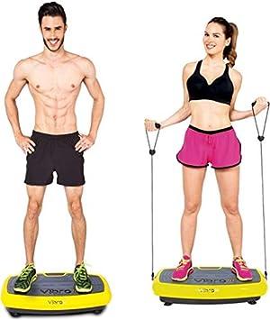 Vibrofit Fitness - Plataforma vibratoria: Amazon.es: Deportes y aire ...
