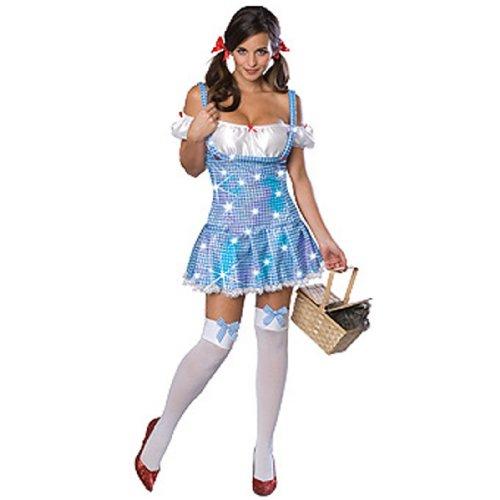 Sequin Sexy Dorothy Costume -