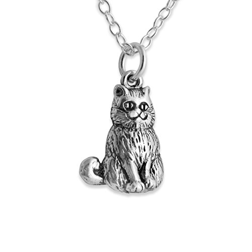 925-sterling-silver-3d-smiling-cheshire-cat-pendant-necklace-16-inches