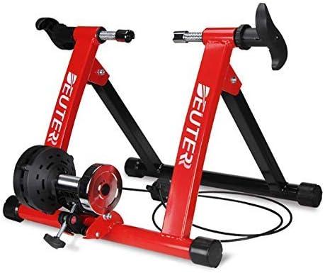 HAOT Rodillos de Bicicleta para Bicicletas con y sin liberación ...