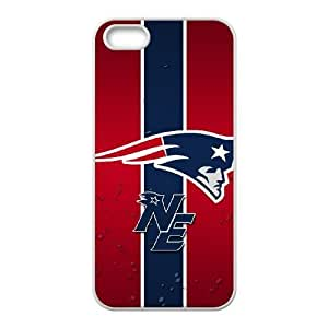 New England Patriots iPhone 4 4s Cell Phone Case White SVD_591174